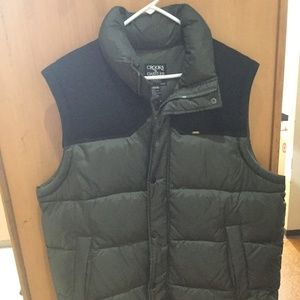 Crooks & Castles Down Vest